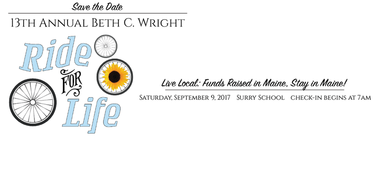 13th Annual Beth C. Wright Ride for Life