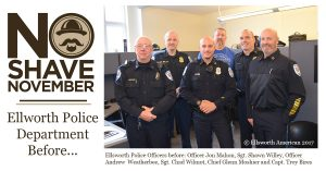Ellsworth Police Officers