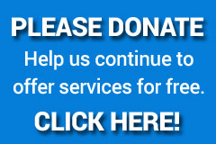 donate to help us continye to offer service for free