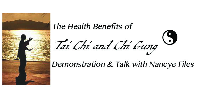 The Health Benefits of Tai Chi and Chi Gung (Qigong)