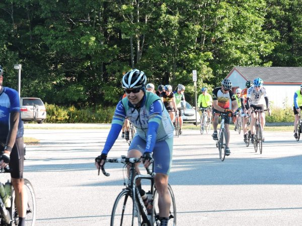 Bicycle Riders Begin Fundraising Ride
