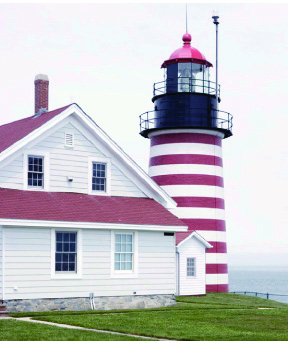 Photo of West Quoddy Head Light House