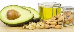 Avocado, Olive Oil, Nuts
