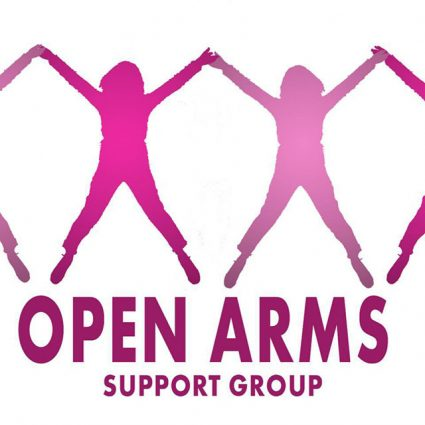 Open Arms Support Group Logo